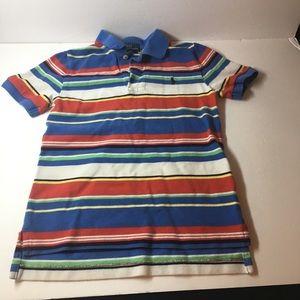 Polo Ralph Lauren Kids Shirt Collared Size 5